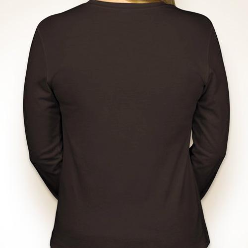 Tee Shirt Back - black