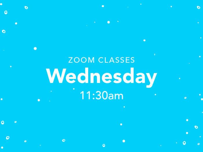 Wednesday Classes
